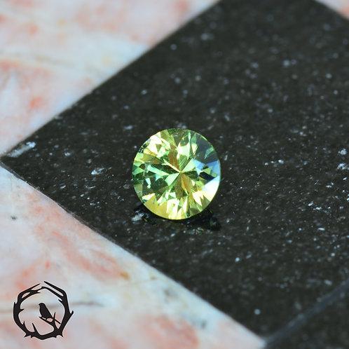 0.5 carat Australian Sapphire Bi-Color (Unheated)