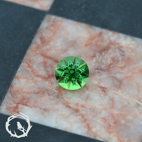 0.5 carat Tourmaline Emerald Green