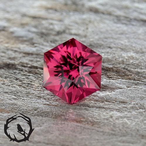 1.2 carat Rhodolite Garnet