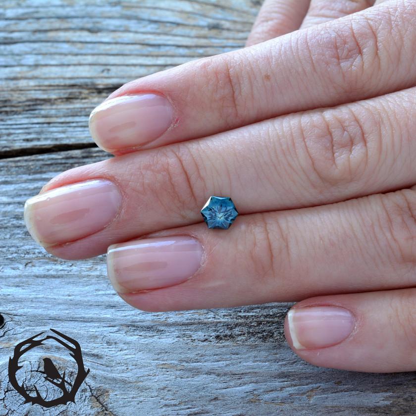 Bi-Color Montana Sapphire