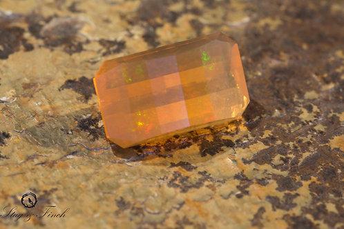 3.90 carat Fire Opal