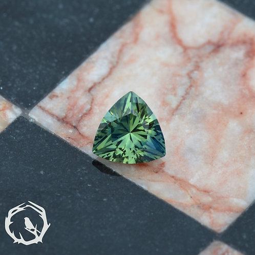 0.95 carat Australian Sapphire Bi-Color (Unheated)