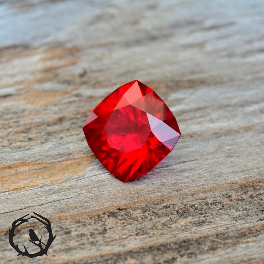 Hydrothermal Ruby