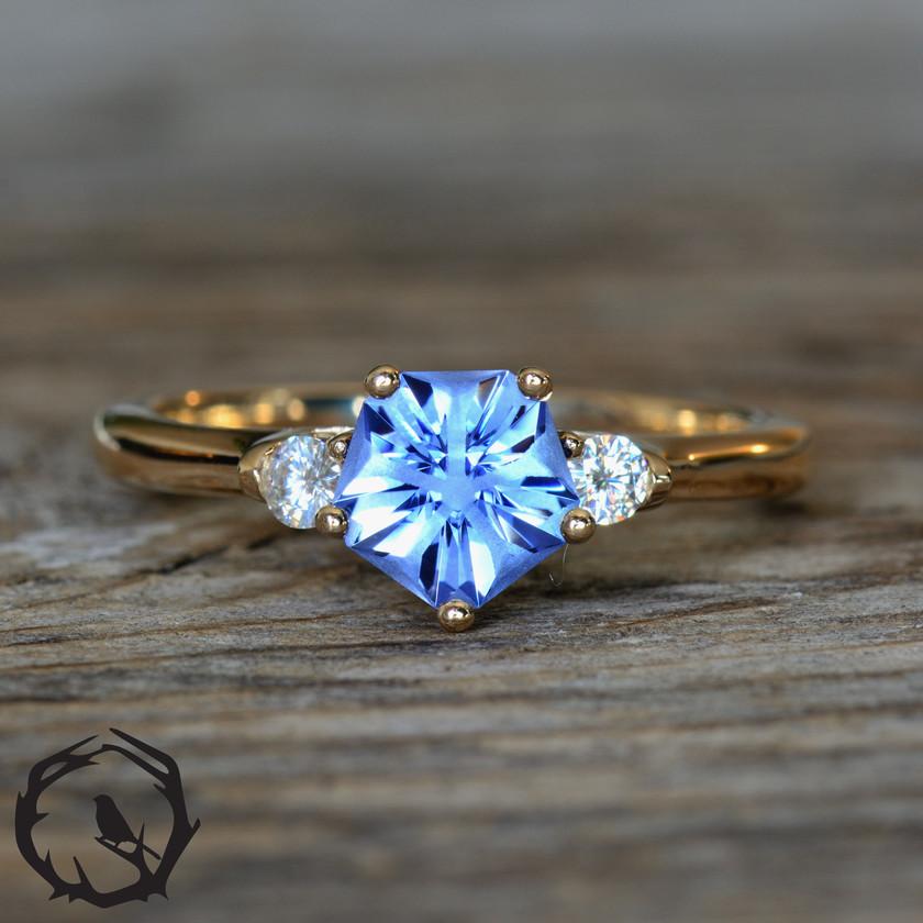 Hanami Lab Created Sapphire