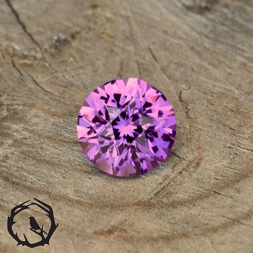 Lab Created Sapphire Purple