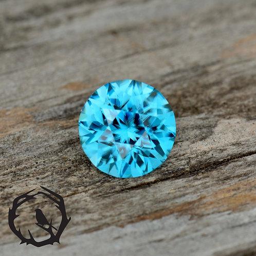 1.43 carat Zircon Blue