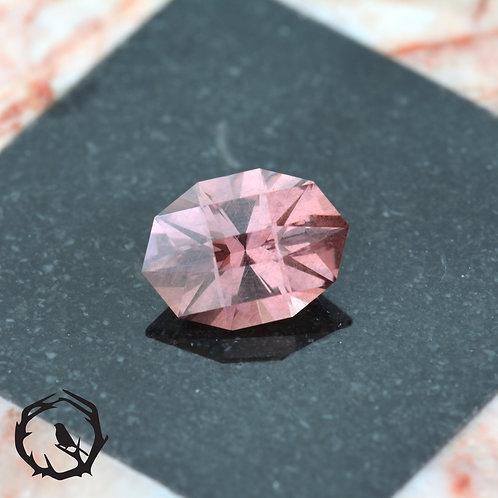 1.1 carat Imperial Garnet