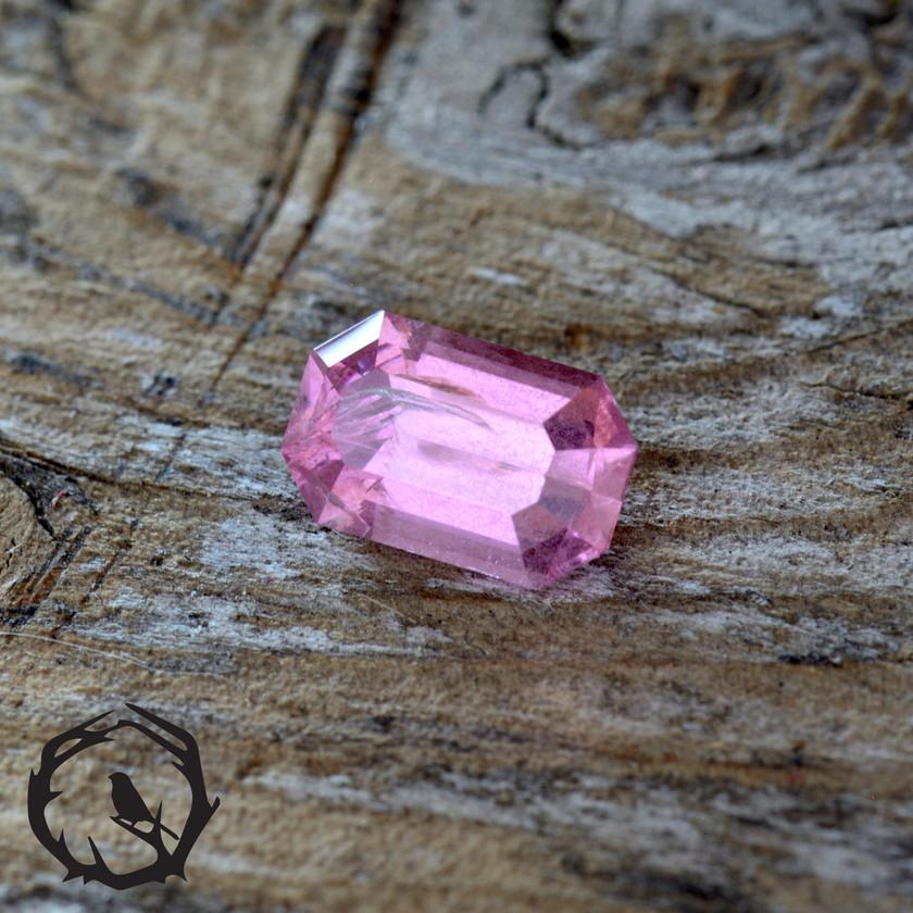 Bubblegum Pink Spinel