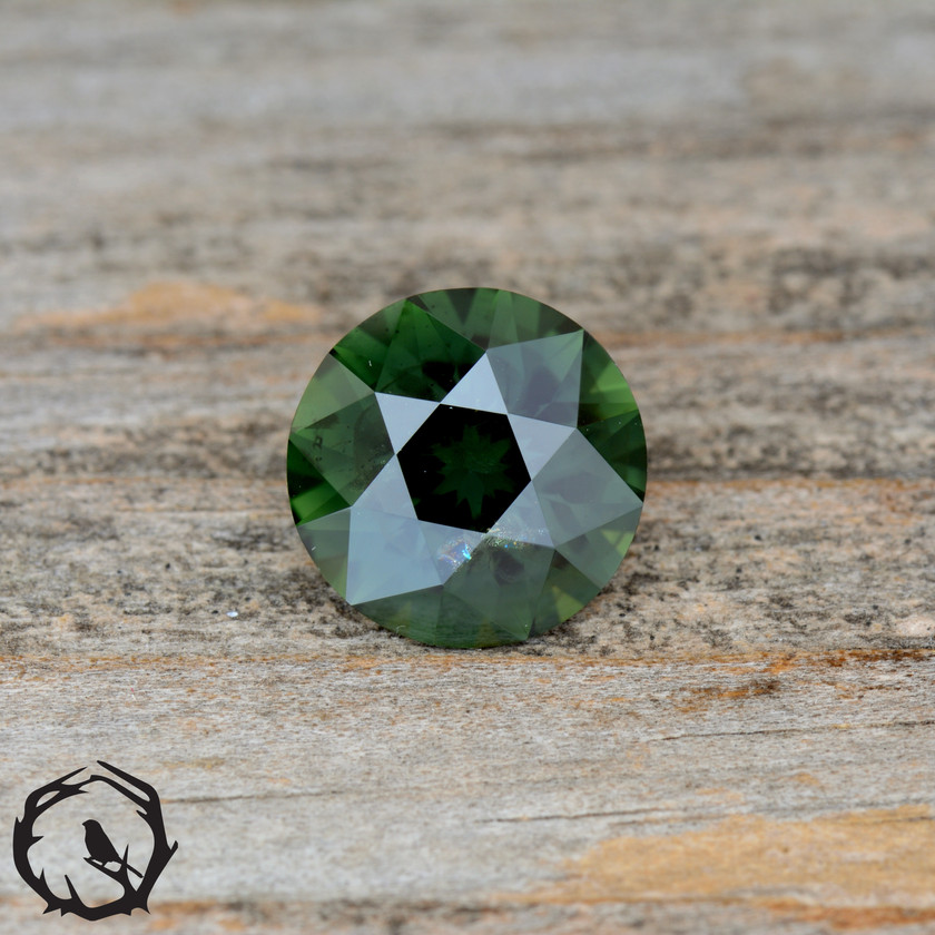 Green Australian Sapphire
