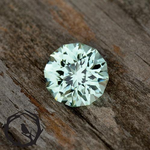 Lab Created Sapphire Mint Green