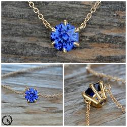 Royal Blue Pendant