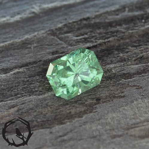 1.18 carat Merelani Garnet Mint