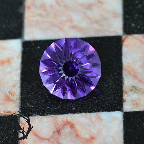 6.23 carat Amethyst