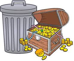 The Treasure Chest or the Garbage Can?