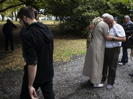 Terror Attack in Christchurch, NZ