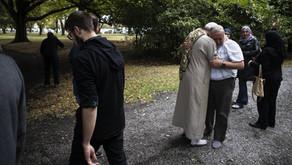 Terror Attack in Christchurch, NZ