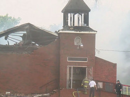 Louisiana Church Burnings