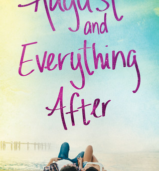 Book Review: AUGUST AND EVERYTHING AFTER (2018) by Jennifer Salvato Doktorski