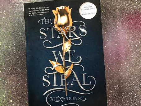 Book Review: THE STARS WE STEAL (2020) by Alexa Donne