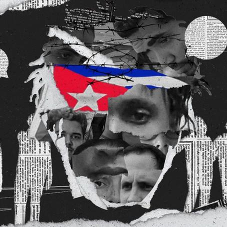 Llamado urgente para preservar la vida de los huelguistas en la sede del Movimiento San Isidro