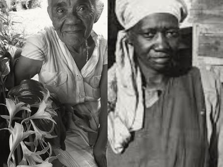 Maria Toinha e Carolina Maria de Jesus - O que seria do mundo sem as poetisas negras?