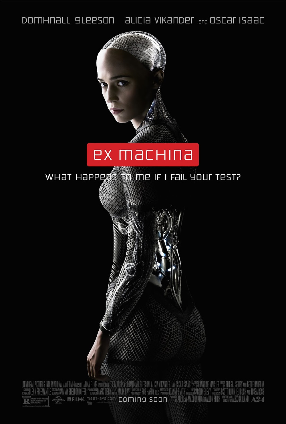Poster do filme Ex Machina