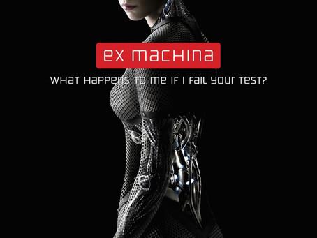 """""""Ex Machina: Instinto Artificial"""": a tecnologia do controle social"""