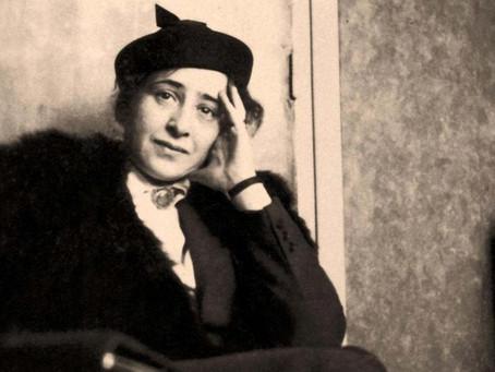 Hannah Arendt, Pensadora destemida