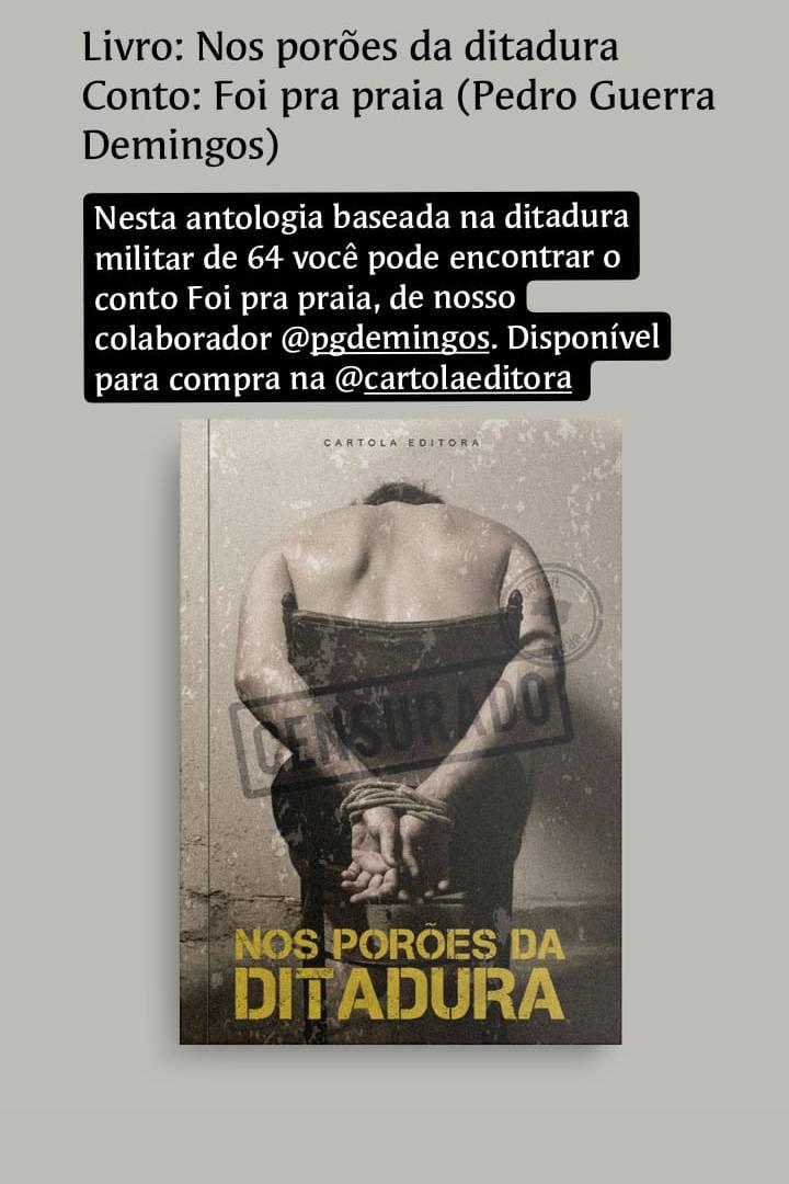 Nos porões da ditadura (Antologia)