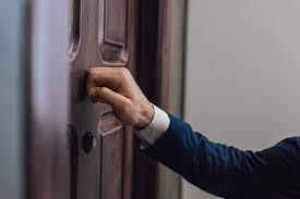 Knock, Knock: Who is Inside?