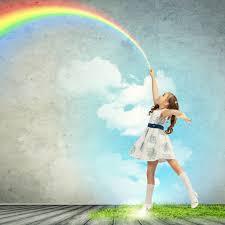 Oh! My Emotional Rainbow Journey