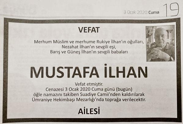Mustafa Ilhan olum vefat.jpg