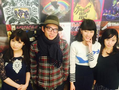 『Lady or Girl?』発売記念トリプルライブ!~HMV record shop渋谷編~