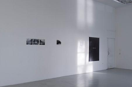 L'etat humain, installation view