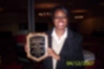 Cassandra Johnson Dr. Evelyn Black Award
