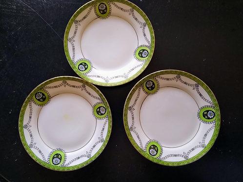 Noritake Vintage 1920s plates