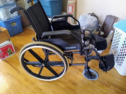 Sunrise Wheelchair M6
