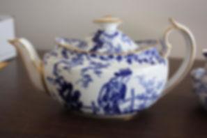 Asian Design Porcelain
