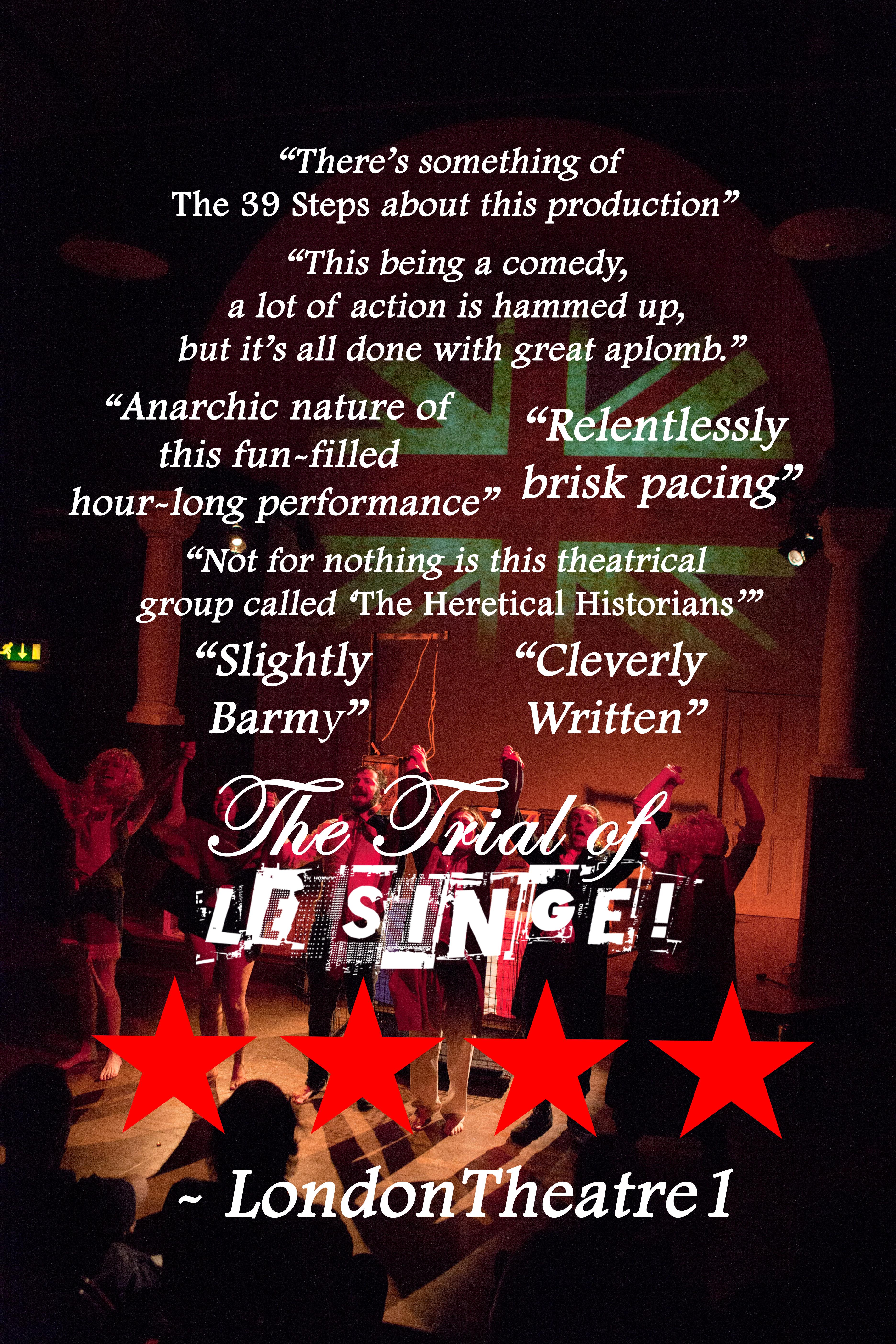 London Theatre 1 - Promo