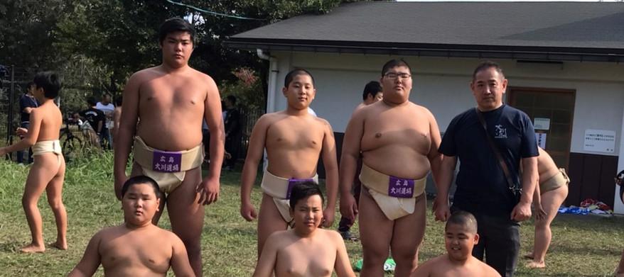 まいど大阪相撲大会