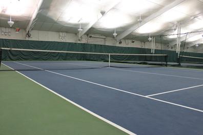 Indoor Tennis Court Rental Rates