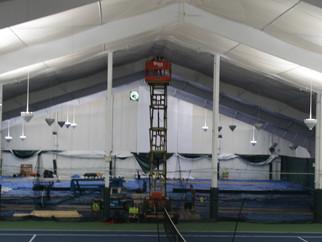 Gulph Mills Tennis Club Renovations