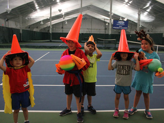 What You Need for 10 & Under Tennis