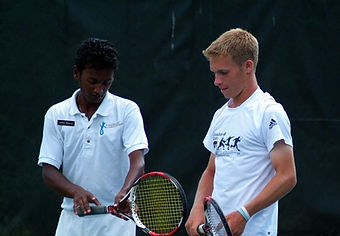 Junior Tennis Clinics on the Main Line