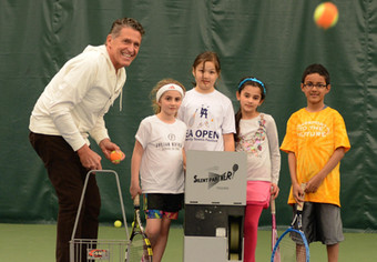 Dates and Prices for Indoor Tennis Club at JKST