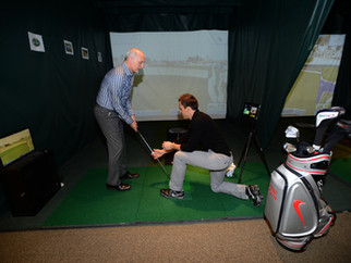 Hit the Peak of Your Golf Game - Virtually