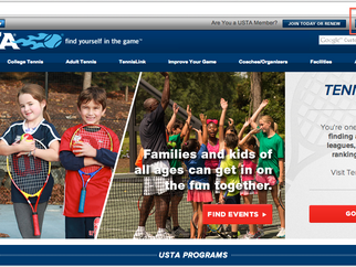How To Register For A USTA Tournament