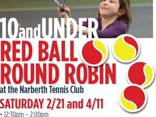 Upcoming Red Ball Round Robins