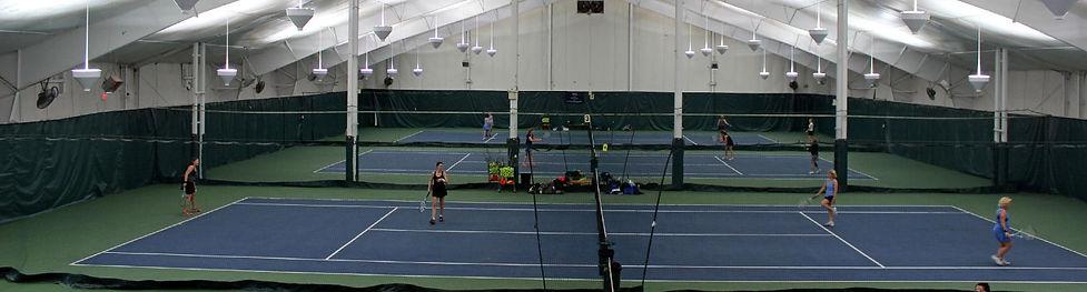 Indoor Tennis Leagues