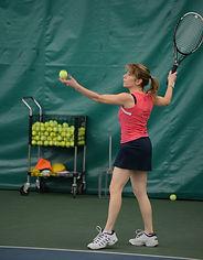 Junior Tennis Indoor Club Private Lessons